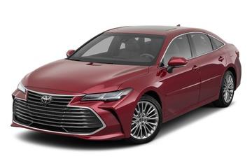 Toyota Avalon V Седан