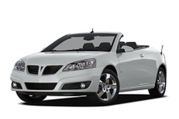 Pontiac G6 GM Epsilon Convertible