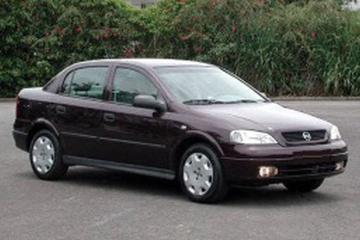 Chevrolet Astra II Седан
