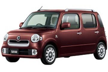 Daihatsu Mira Cocoa Facelift Hatchback