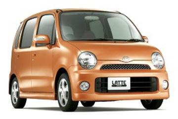 Daihatsu Move Latte Hatchback