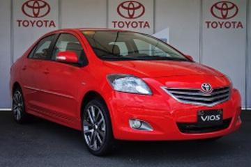 FAW Toyota Vios II Седан