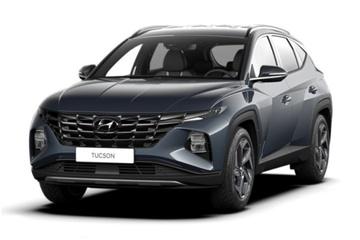 Hyundai Tucson NX4 SUV