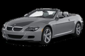 BMW M6 E63/E64 (E64) Convertible