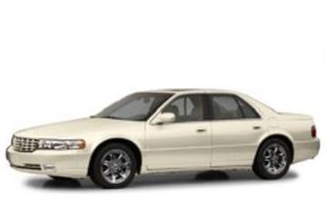 Cadillac Seville G-body Седан