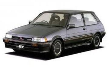 Toyota Corolla V (E80) Hatchback