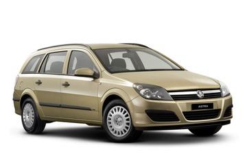 Holden Astra AH Универсал