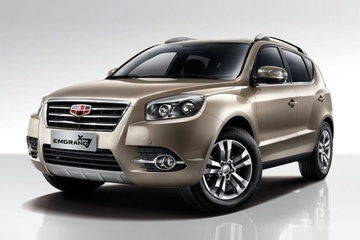 Geely Emgrand X7 I Facelift SUV