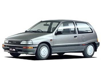 Daihatsu Charade G100 Hatchback