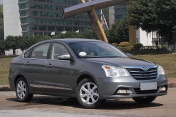 Dongfeng A60 Седан