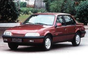 Chevrolet Monza Facelift Седан