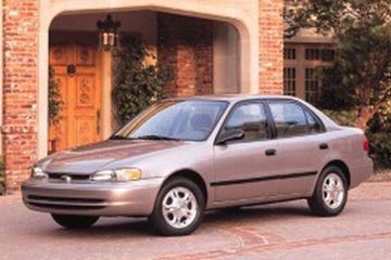 Chevrolet Prizm Седан