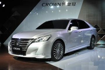 FAW Toyota Crown Седан