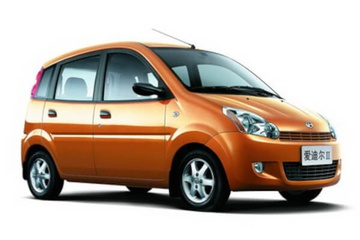 Changhe Ideal II Hatchback