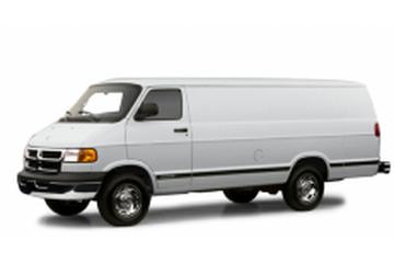 Dodge Ram 1500 Van BR\BE Фургон