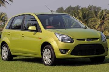Ford Fiesta Ikon II Hatchback
