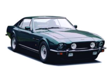Aston Martin V8 MP Купе