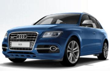 Audi SQ5 8R SUV