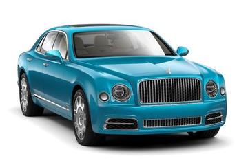 Bentley Mulsanne II Facelift Седан