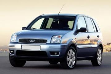 Ford Fusion I Hatchback