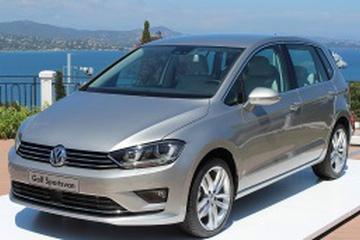FAW Volkswagen Golf Sportsvan Hatchback