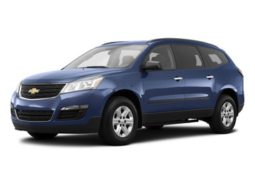 Chevrolet Traverse I Facelift SUV