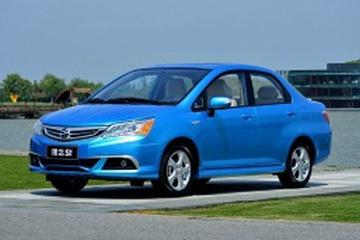 Everus S1 Facelift Седан