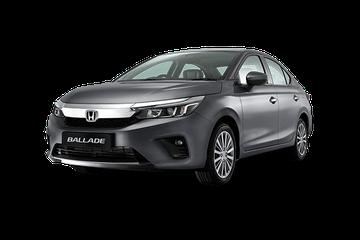 Honda Ballade GM7 Седан