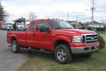 Ford F-250 I (PHN131) Super Duty Pickup Extended Cab