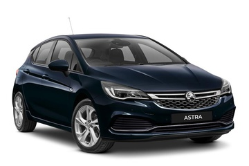Holden Astra BK/BL Hatchback