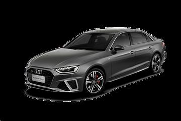 FAW Audi A4 B9 Facelift Седан