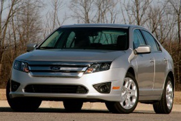 Ford Fusion I Facelift Седан