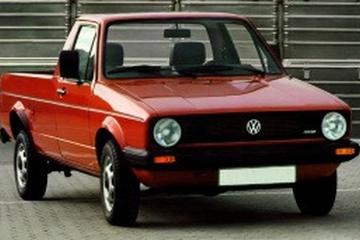Volkswagen Caddy I (Typ14) Pickup