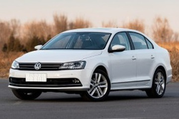 FAW Volkswagen Sagitar II Facelift Седан