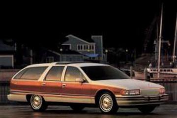 Buick Roadmaster Универсал