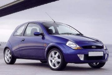 Ford SportKa Hatchback