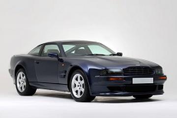 Aston Martin V8 NP Купе