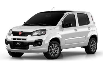 Fiat Uno 327 Facelift Hatchback