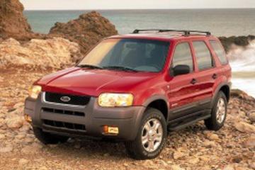 Ford Escape I SUV