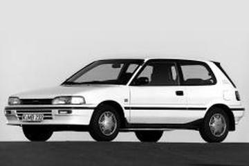 Toyota Corolla VI (E90) Hatchback