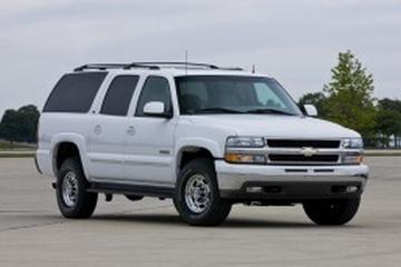 Chevrolet Suburban 1500 VIII SUV