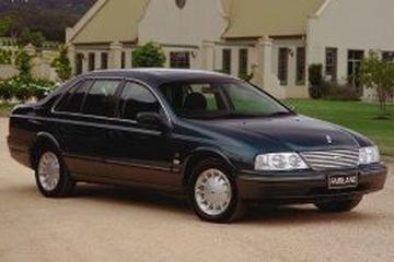 Ford Fairlane V (AU I) Седан