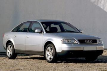 FAW Audi A6 II Седан