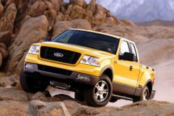 Ford F-150 XI (P221) Pickup Extended Cab