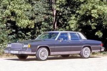 Buick Le Sabre V (B-body) Седан