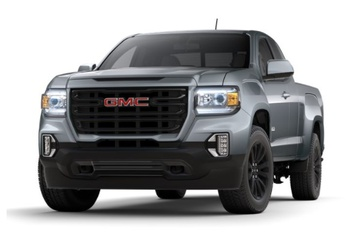 GMC Canyon GMT31XX Facelift Pickup Extended Cab