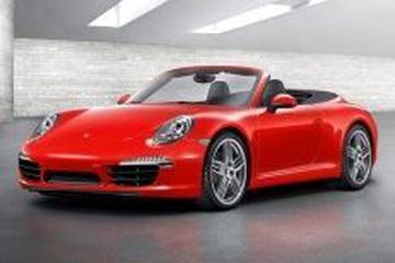 Porsche 911 VIII (991) Convertible