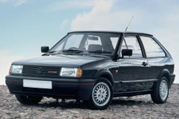 Volkswagen Polo Mk2 Facelift Hatchback