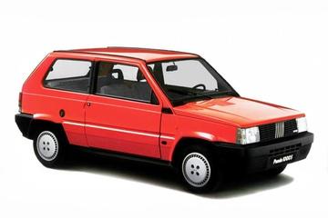 Fiat Panda 141 Hatchback