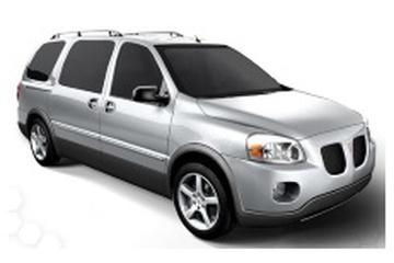 Pontiac Montana GMT201 MPV